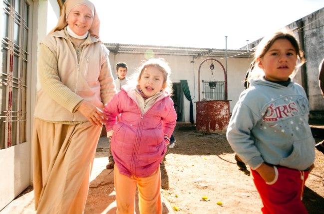 Giving back - Sister Teresa