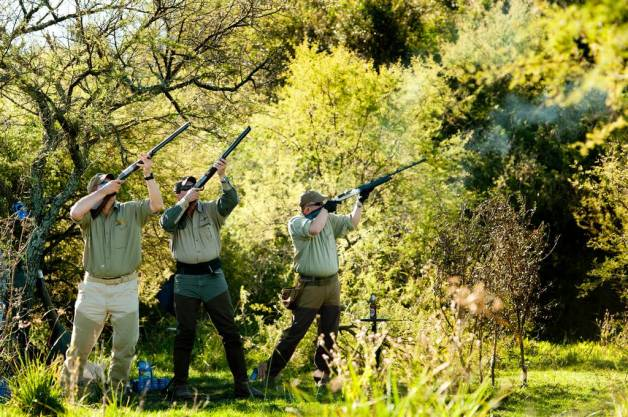 Sample itinerary hunting and fishing