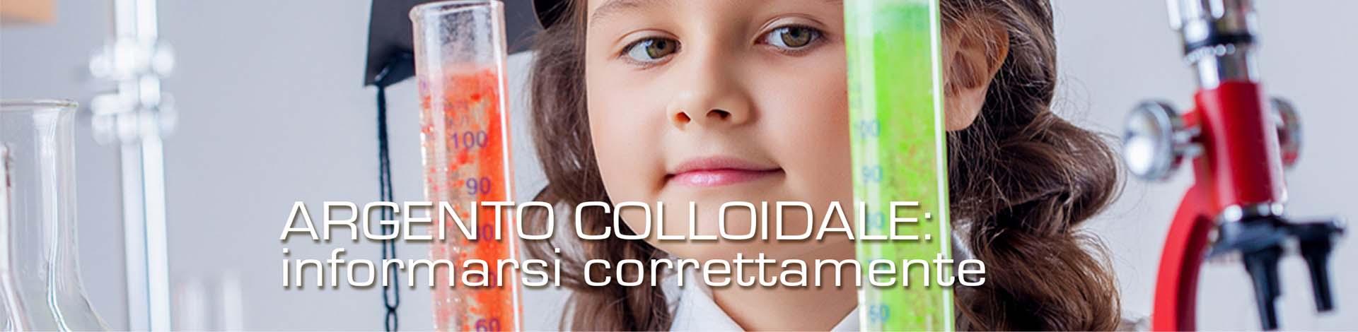 banner informazioni argento colloidale