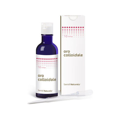 Oro Colloidale - Dispositivo Medico CE