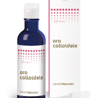Oro colloidale 20 ppm