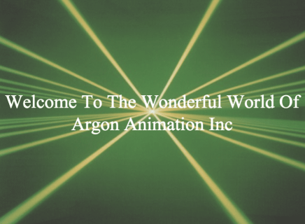 Welcome-To-Argon-Animation