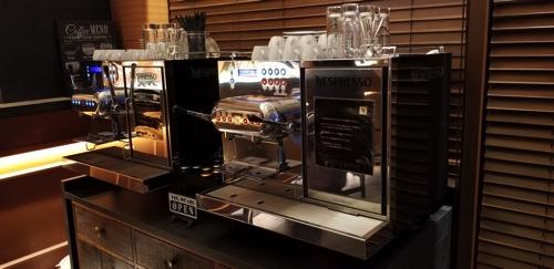 グランエレメント コーヒー