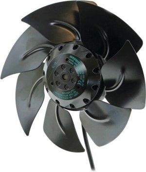 200mm Axial Fan Forced Airflow | Argon Distributors Ltd