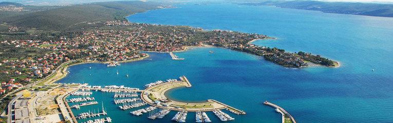 Trnvorschlag Kroatien Sdliche Kornaten Inseln Argos