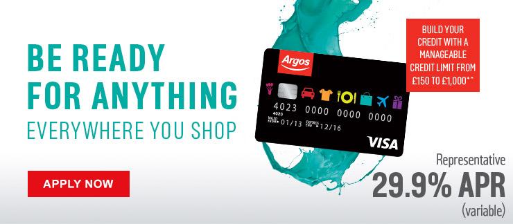 Make Argos Card Payment Online