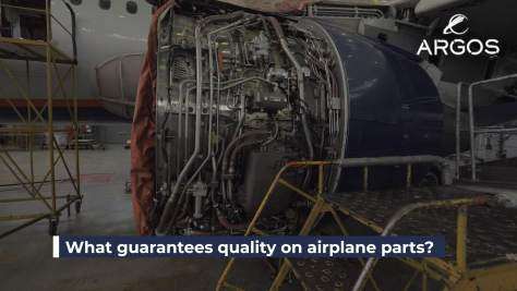 WHAT GUARANTEES QUALITY FOR THE AVIATION AND SPACE INDUSTRY?