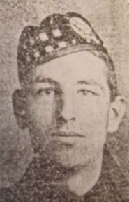 Cpl. George Bartlett