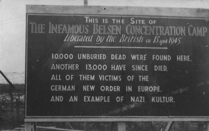 Bergen Belsen 10 m