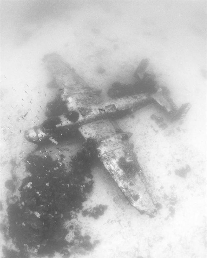 WWII Airplane Graveyard (Credits: Brandi Mueller for Argunners)