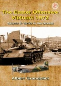 Easter Offensive Vietnam 1972 Volume 2 Book Cover