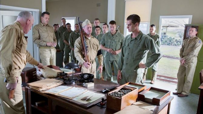 Upcoming WWII Drama Hacksaw Ridge