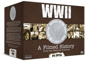 WWII A filmed history