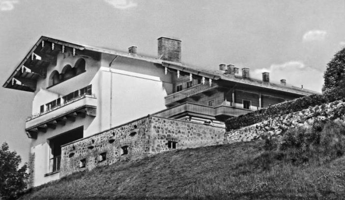 The Berghof before the war. (Credits: L. Ammon)