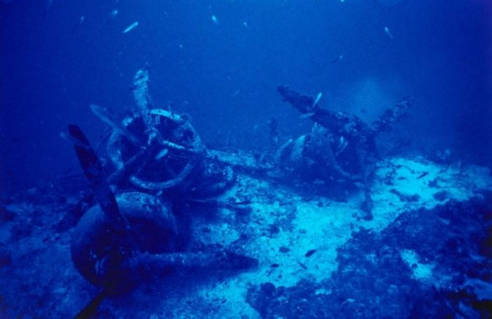 Wreck SM79