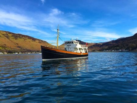 Life on Board|Argyll Cruising|Scottish Cruises|Majestic Line|Hebrides Cruises
