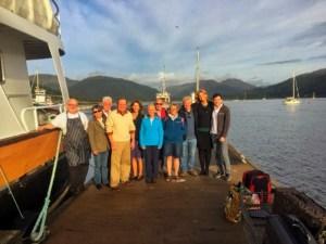 Living Better 50|Western Scotland Cruise
