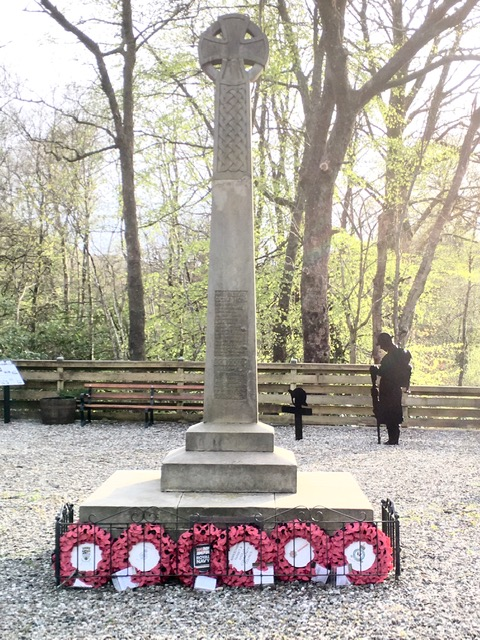 'Anniversary of First World War 1l'