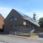 Maison éco-bio-climatique passive conçue par Véronique Staffe