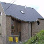 Maison éco-bio-climatique conçue par Véronique Staffe.