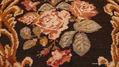 Semiantik Moldavisk Rosenkelim, 179 x 244 cm. Refnr 34889.