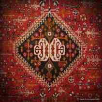 Kashgai, storlek 161 x 266 cm. Refnr 34635.