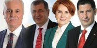 MHP'li Muhalif İsimler 'HAYIR' Platformu Kurdu