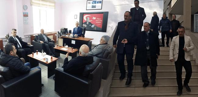 CHP Arhavi Belediye Başkan Adayı Vasfi Kurdoğlu Siyaset Sahnesine Renk Kattı