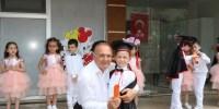 İdeal Çocuk Akademisi Kreşi Yıl Sonu Gösterisi Yapıldı