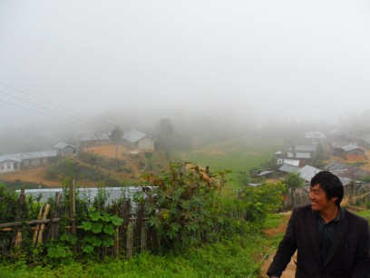 Kurthur Village in the Tuensang District