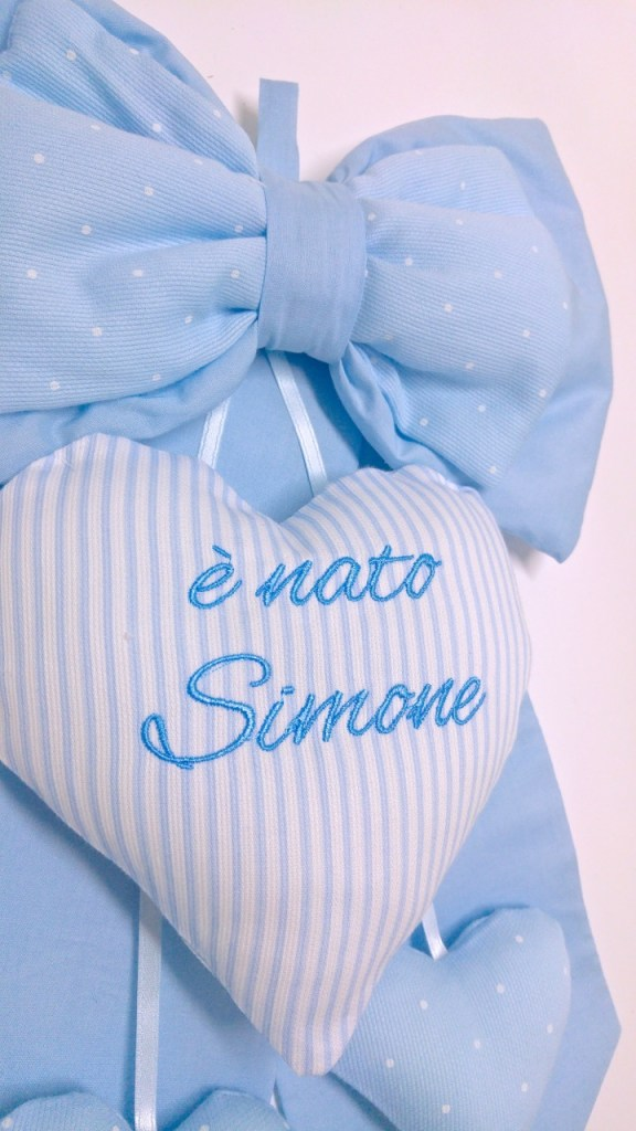 Fiocco Azzurro - è nato Simone