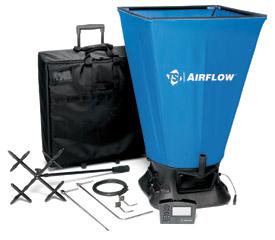 airflow balometro - noleggio strumenti misura aria
