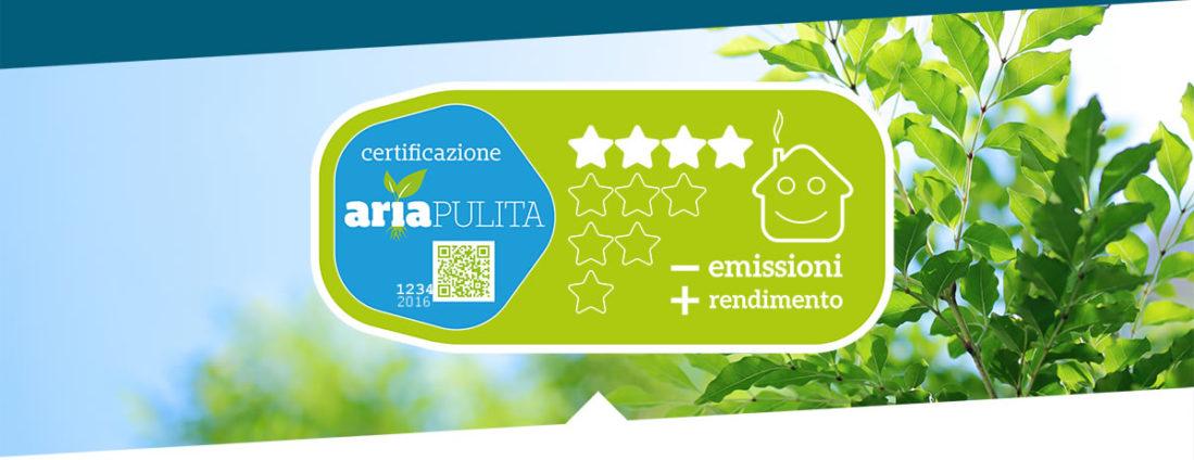 certificazione aria pulita