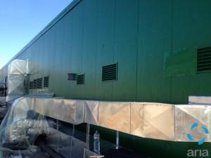 grandi impianti climatizzazione ospedale