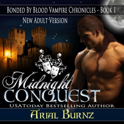 Midnight Conquest - Audiobook