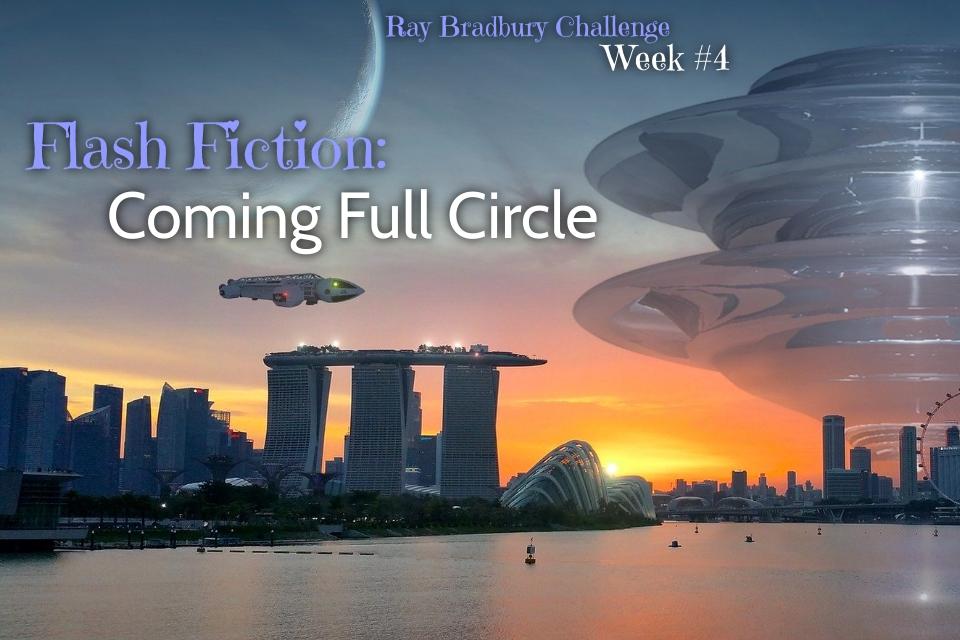 Ray Bradbury Challenge – Week #4
