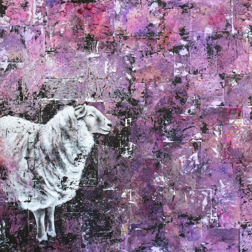 Portrait de Jeanne (mouton)
