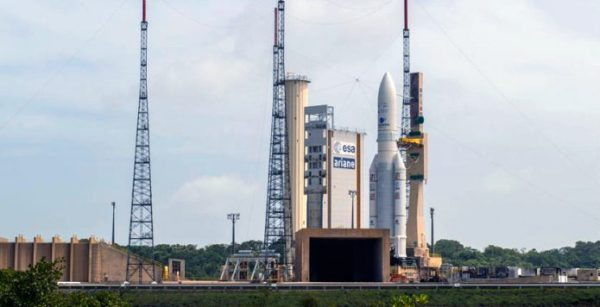 Arianespace's Ariane 5 mission with GSAT-11 and GEO ...
