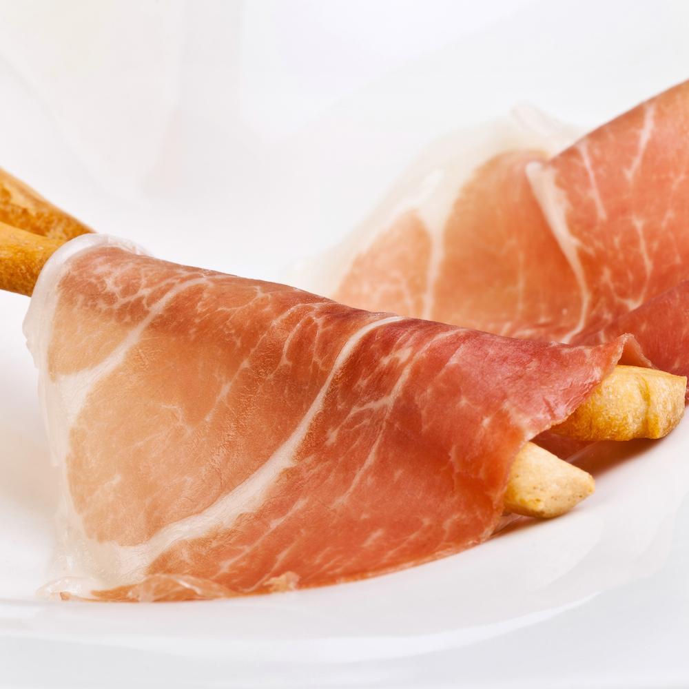 The notorious world famous Parma ham