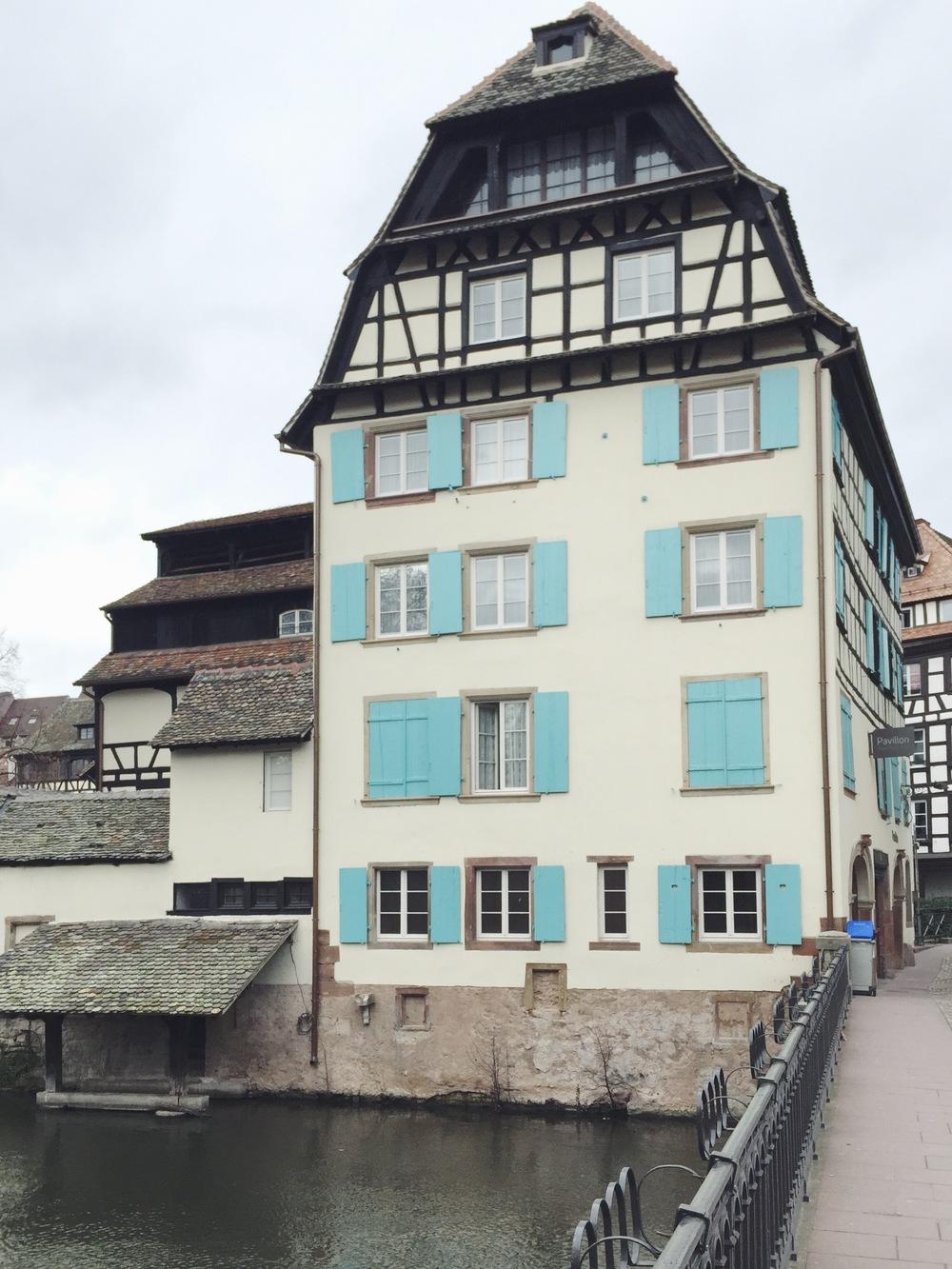 City Centre of Strasbourg,Petite France