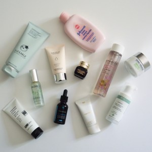 The Beauty Edit: skincare routine featuring Tom Ford, Estée Lauder, Liz Earle, SkinCeuticals, PCA, Gazelli, REN