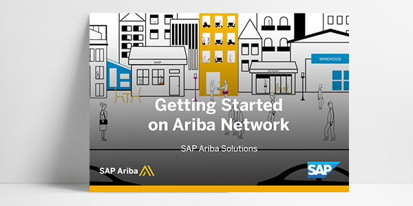 Getting Started on Ariba Network