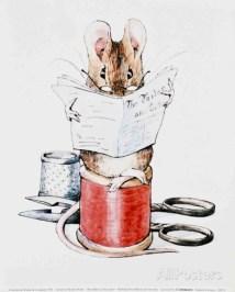Beatrix Potter, Il sarto di Glaucester - Il prodigio di Natale