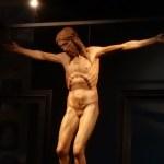 """Crocifisso ligneo """"svelato"""" di Donatello, Chiesa dei Servi a Padova"""