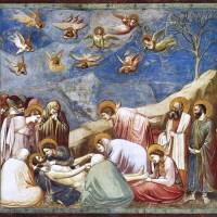 Jacopóne da Todi, Il pianto della Madonna