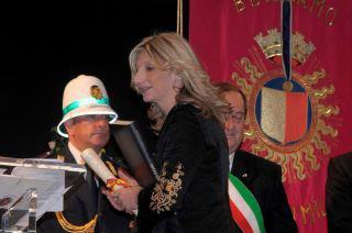 Benemerenza Aribi Bergamo