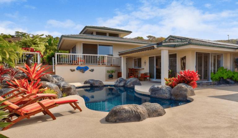 Keauhou Estates Luxury Design