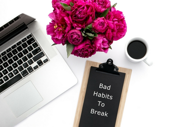 Bad Habits to Break in the New Year (and Good Habits to Replace Them With)