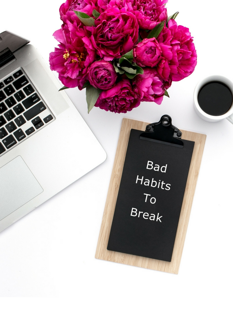 Bad Habits to Break in the New Year