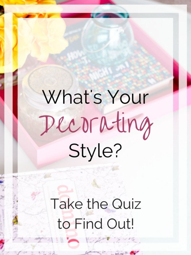 Awesome Decorating Style Quiz Contemporary Interior
